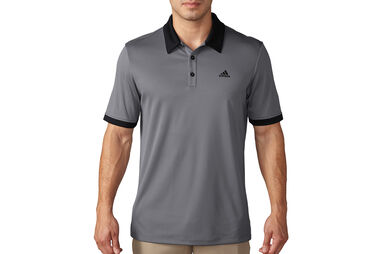adidas Golf Performance Pique Polo Shirt