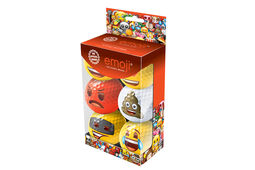 Emoji Golf 6 Ball Gift Pack