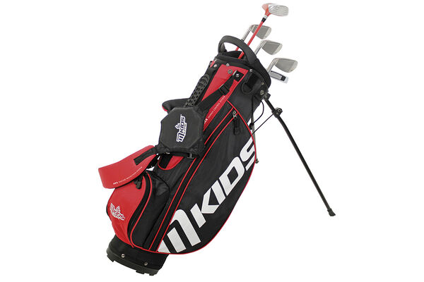 "Set completo Masters Golf Junior MKids Lite 53"" rosso"