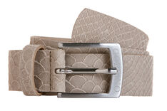 GOLFINO Snake Leather Ladies Belt