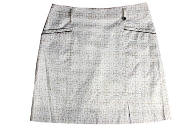 GOLFINO Ladies Printed Stretch Skort