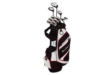 MacGregor CG1900 Graphite Package Set Stand