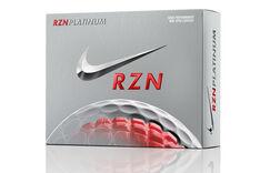 Nike Golf RZN Tour Platinum 12 Ball Pack