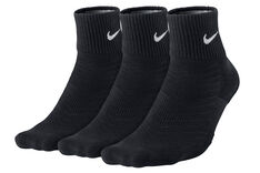 Nike Golf Dri-FIT Quarter Socks 3 Pack
