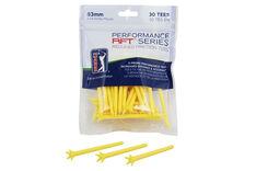 PGA Tour Performance RFT Series Tees 30 Pack