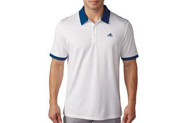 adidas Golf Performance Pique Poloshirt
