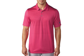 adidas Golf climacool Ombre Stripe Polo Shirt