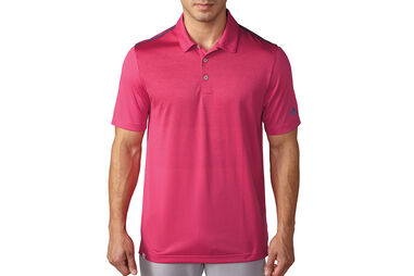 adidas Golf climacool Ombre Stripe Poloshirt