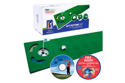 PGA Tour Golf Putting Mat