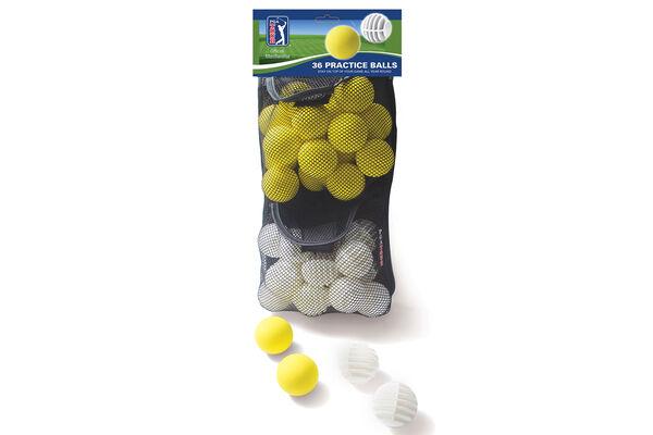 PGA Tour 36 Practice Balls