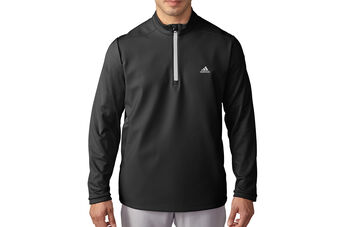 adidas Golf climastorm Hybrid Heathered Windshirt