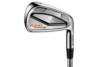 Cobra Golf King Forged TEC Irons Steel 4-PW
