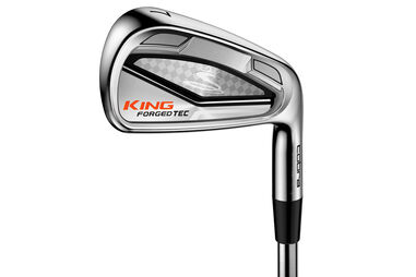 Ferri in acciaio Cobra Golf King Forged TEC