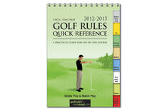 Golf Rules Quick Reference Booklet