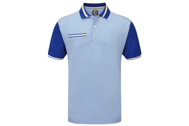 Polo FootJoy Colour Block Jaquard
