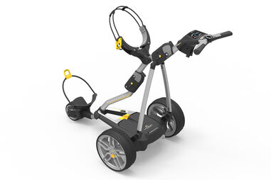 PowaKaddy FW7s 18 Hole Lithium Electric Trolley