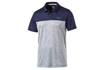 PUMA Golf Tailored Platform Polo Shirt
