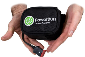 PowerBug Extended Range Lithium Battery & Charger