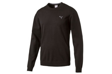 PUMA Golf Crew Neck Sweatshirt