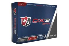 Wilson Staff DX3 Spin 12 Ball Ball Pack