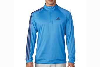 Adidas Sweater 3Stripes QZ W6