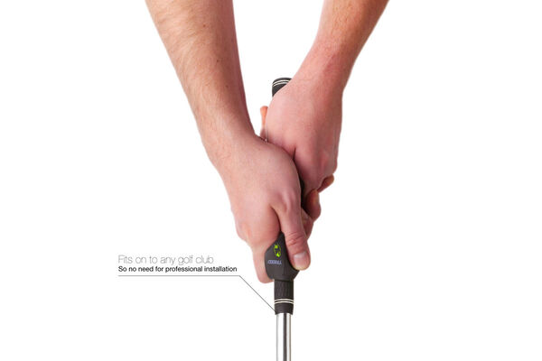 Golf Grip Training Aid