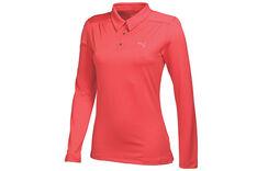 PUMA Golf Long Sleeve Ladies Polo Shirt