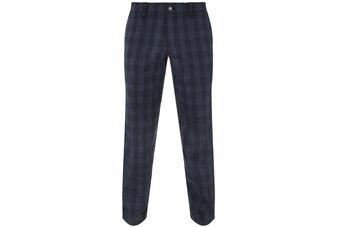 Callaway Golf Plaid Thermal Trousers