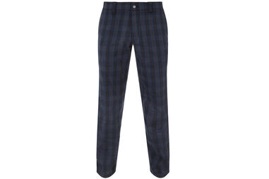 Callaway Golf Plaid Thermal Trousers
