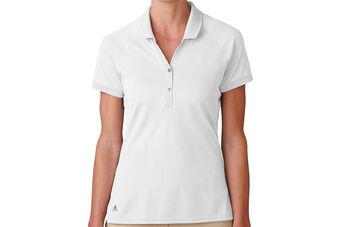 adidas Golf Essential Pique Ladies Polo Shirt