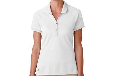 adidas Golf Essentials Pique Poloshirt fur damen