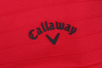 Callaway Polo SMU Textured W6