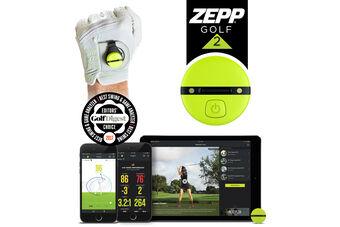Zepp 2 Sensor Swing Analyser