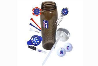 PGA Tour Drinks Bottle Gift Set