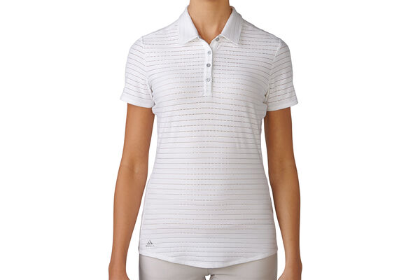 Adidas Polo Cotton Stripe W6