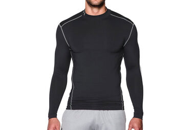 Under Armour ColdGear Compression Mock Base Layer