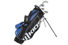 "Masters Golf MKids Pro 61"" Junior Blue Package Set"