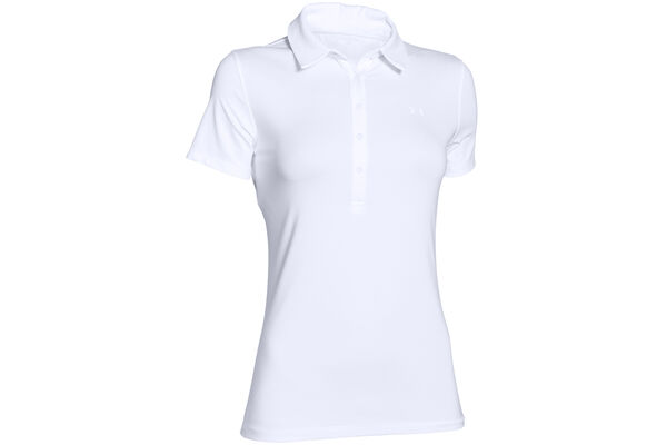 Under Armour Ladies Zinger Polo Shirt