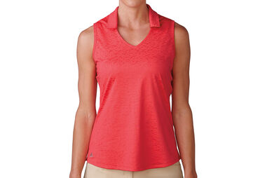 adidas Golf Tour climacool Mesh Poloshirt für Damen