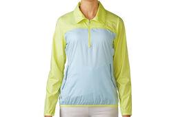 Pull adidas Golf 1/4 Zip pour femmes