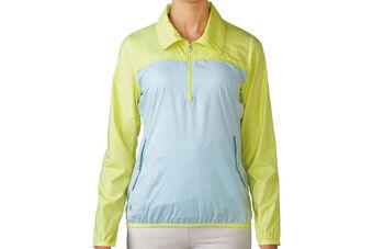 adidas Golf 1/4 Zip Ladies Windshirt