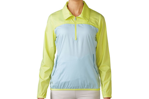 adidas Golf 1/4 Zip Ladies Windshirt