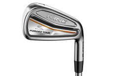 Cobra King Forged Steel Irons