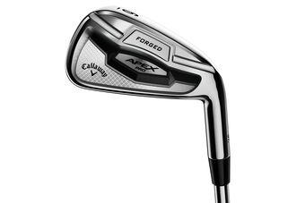 Callaway Golf Apex Pro CF16 Irons Steel 4-PW