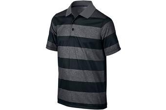 Nike Golf Bold Stripe Junior Polo Shirt