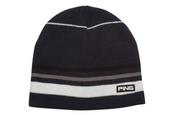 PING Knitted Stripe Beanie