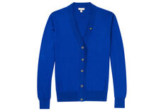 Lyle & Scott V Neck Ladies Cardigan