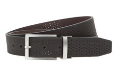 Nike Golf Perforated Reversible Belt
