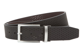 Nike Golf Perforated Reversible Belt