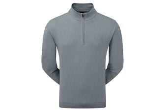 FootJoy Lambswool Lined Half Zip Sweater